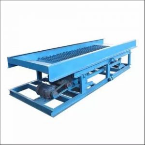 vibrator sluice box