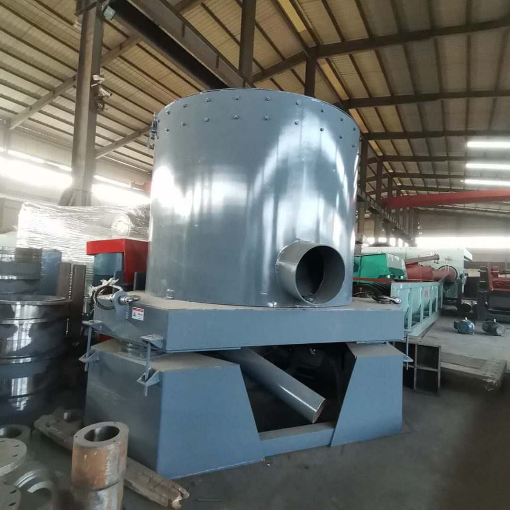 Placer Gold Centrifugal Concentrator of Forui Machinery Factory