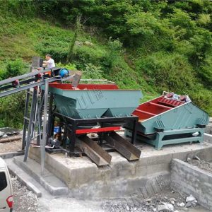 Barite Beneficiation Plant in Ankang