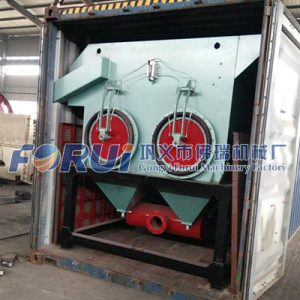 Barite Beneficiation Equipments were Shipped to Brazil