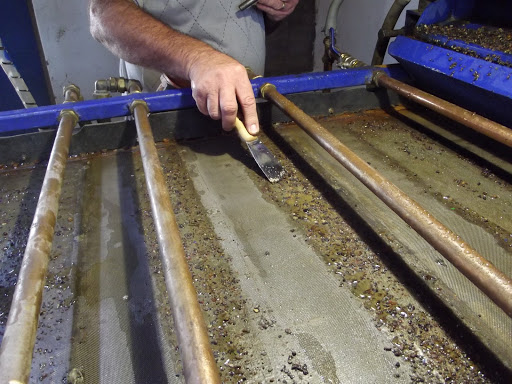 Diamond Grease Recovery