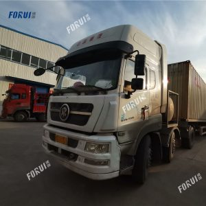 Forui's entire mineral processing equipment will be shipped to Nigeria