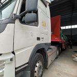 Delivered a copper slag processing line to Europe
